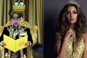 Nhan sắc của Hoa hậu Moscow vừa kết hôn với nhà vua Malaysia