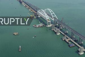 Thượng viện Mỹ lên án hành động của Nga tại eo biển Kerch