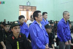 Cao Bằng: Tuyên 4 án tử hình với các bị cáo mua bán ma túy
