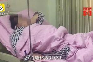 Cô gái Trung Quốc lấy chồng 1 năm mới biết mình là đàn ông