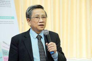 Đề xuất tiếng Anh là ngôn ngữ thứ hai, GS Nguyễn Minh Thuyết: 'Việc này trước sau cũng phải thực hiện'