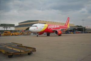 Máy bay gặp sự cố, cổ phiếu Vietjet Air 'bốc hơi' hàng trăm tỷ đồng