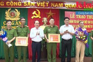 Phú Yên: Thưởng nóng lực lượng triệt xóa sòng bạc liên tỉnh quy mô lớn
