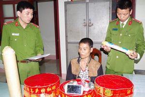 Hà Nam: Liên tiếp bắt quả tang 3 vụ vận chuyển pháo nổ