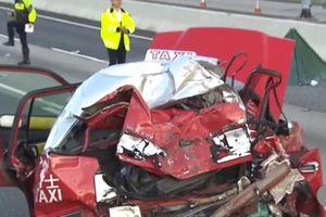 Tai nạn thảm khốc ở Hong Kong (Trung Quốc), 35 người thương vong