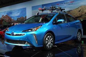 Toyota Prius 2019 ra phiên bản 'chiến binh mùa đông'