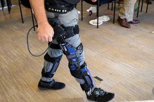 Mỹ chi hàng triệu USD phát triển khung xương trợ lực cho 'siêu binh sĩ'