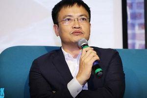 Shark Vương từ nhiệm chức danh Tổng Giám đốc