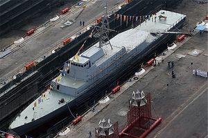 Hải quân Iran tiếp nhận tàu khu trục tàng hình Sahand