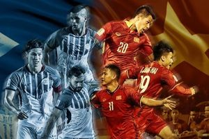 Những điểm nóng quyết định trận bán kết Philippines - Việt Nam