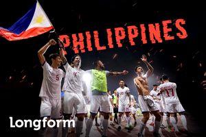 Đội tuyển Philippines - 'đứa con ghẻ' đi tìm sự thừa nhận