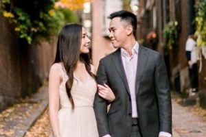 Hot girl Mie Nguyễn khoe ảnh đính hôn ngọt ngào bên bạn trai