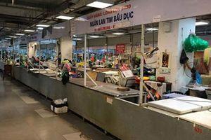 Hạ tầng chợ dưới trung tâm thương mại: Chuyển đổi công năng để tránh lãng phí