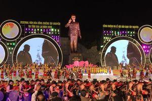 Khai mạc lễ hội văn hóa cồng chiêng Tây Nguyên