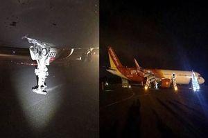 Sự cố Vietjet Air hạ cánh: Làm rõ nguyên nhân