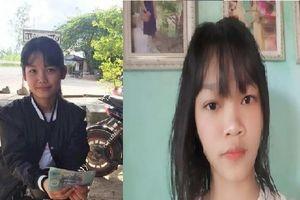 Quảng Trị: 4 nữ sinh nhặt được tiền trả lại người đánh rơi