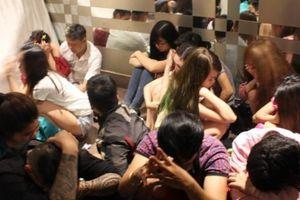 Bữa tiệc ma túy của dân chơi ở TP.Vũng Tàu
