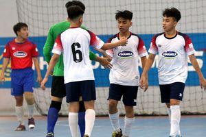Chung kết trong mơ của futsal học sinh THPT