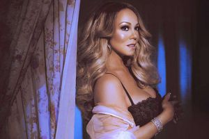 Mariah Carey gợi cảm và nóng bỏng hút mắt