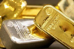 Giá vàng bất ngờ giảm ngày cuối tuần