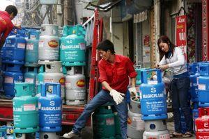 Hôm nay, giá gas bán lẻ tiếp tục giảm mạnh