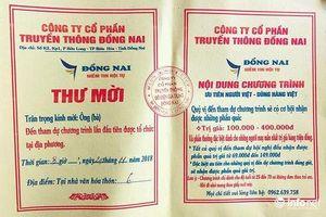 Vụ bán hàng nghi kém chất lượng ở Nghệ An: Sở Công Thương nói gì?
