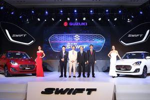 Nhập khẩu nguyên chiếc, Suzuki Swift 2018 đẹp hơn, giá hợp lý hơn