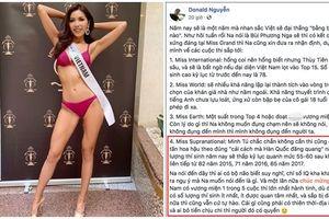Ngàn thị phi bủa vây chân dài sexy nhất showbiz thi hoa hậu: Hết bị tố mua giải lại bị dựng chuyện dìm hàng đối thủ