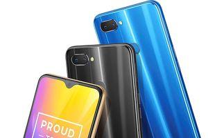 Realme U1 là smartphone đầu tiên trang bị vi xử lý Helio P70