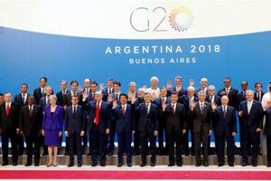 BRICS công kích chủ nghĩa bảo hộ trong hội nghị cấp cao G-20