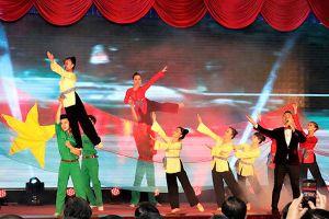 Đồng Xoài chính thức trở thành thành phố của tỉnh Bình Phước