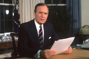 Nhìn lại những mốc quan trọng trong cuộc đời Tổng thống George H.W. Bush