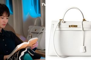 Bóc giá bộ sưu tập hàng hiệu đáng ngưỡng mộ của Song Hye Kyo trong phim mới