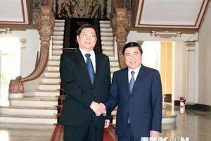 Tỉnh Hồ Nam mong muốn đẩy mạnh trao đổi đoàn các cấp với TP.HCM