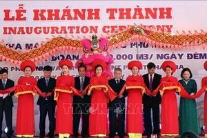 Khánh thành Nhà máy nước sạch BOO Phú Ninh