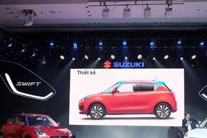 Xế đỏm Suzuki Swift 2018 hoàn toàn mới trở lại Việt Nam
