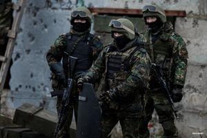 Đặc nhiệm, trực thăng Nga lại xuất hiện trên Điện Kremlin