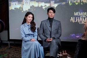 Tối nay 'Memories Of The Alhambra' lên sóng, Hyun Bin - Park Shin Hye chia sẻ điểm hấp dẫn mà khán giả không thể bỏ qua