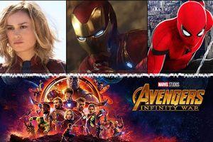 'Avengers 4' không phải là bộ phim duy nhất MCU tung trailer vào tháng 12 này