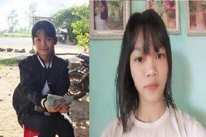 Bốn nữ sinh nhặt được tiền trả lại người đánh rơi khiến mọi người cảm phục