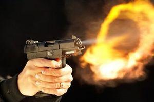 Nổ súng kinh hoàng ở Thanh Hóa, 2 người nhập viện