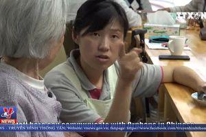 Nhật Bản hỗ trợ lao động nước ngoài trong lĩnh vực hộ lý