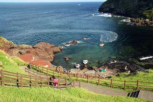 Vẻ đẹp thơ mộng của hòn đảo du lịch hấp dẫn nhất Hàn Quốc