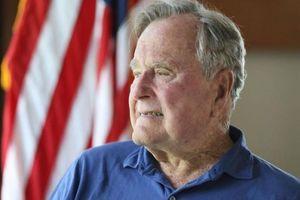 Cựu Tổng thống Mỹ George Bush qua đời ở tuổi 94