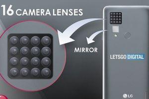 LG sẽ ra mắt smartphone có tới 16 camera