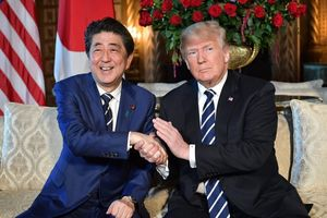 Mỹ và Nhật Bản cam kết tiếp tục gây sức ép với Triều Tiên