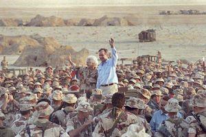 Những khoảnh khắc đáng nhớ trong cuộc đời cựu Tổng thống Bush 'cha'
