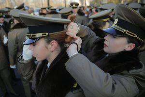 Diễu hành quân sự lớn chào mừng 100 năm Quốc khánh Romania