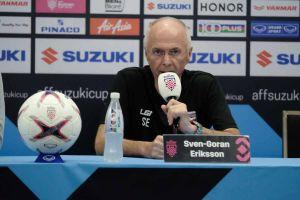 HLV Eriksson đọc hàng loạt cầu thủ Việt Nam có thể chơi bóng ở châu Âu