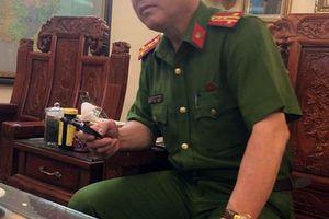 Tạm đình chỉ Trưởng Công an TP Thanh Hóa bị tố nhận tiền 'chạy án'